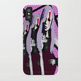 Donatella. iPhone Case
