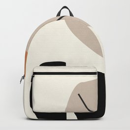 Abstract Shapes 61 Backpack