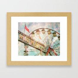 A Carnival In the Sky II Framed Art Print