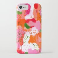 popsicle iPhone & iPod Cases featuring Popsicle by Portia Monberg