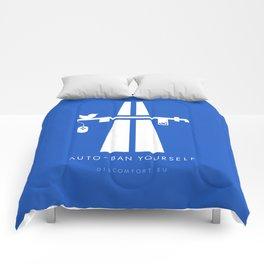 AutoBan Yourself Comforters