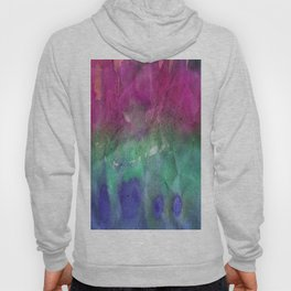 Crumpled Paper Textures Colorful P 458 Hoody