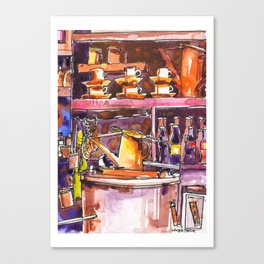 20170108 Old Nanyang Coffee USKSG Canvas Print