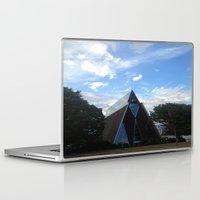 illuminati Laptop & iPad Skins featuring Illuminati HQ by thetruthyoualwaysknew