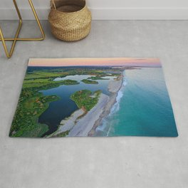 Trustom Pond National Wildlife Refuge and Rhode Island South Coast and Barrier Beaches Rug