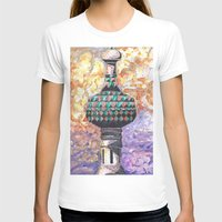 moscow T-shirts featuring Moscow Sun by HenryMangelsdorf