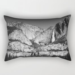 Yosemite Falls III Rectangular Pillow