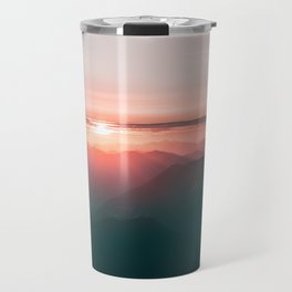 Baker Sunset Travel Mug
