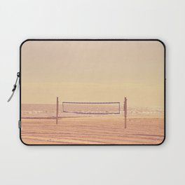 Beach Volleyball Laptop Sleeve