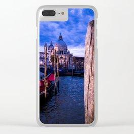 Venice Clear iPhone Case