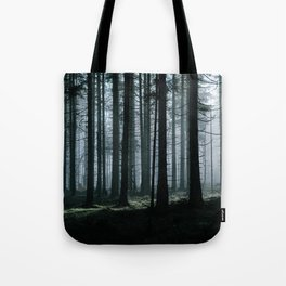 Mystery forest Tote Bag