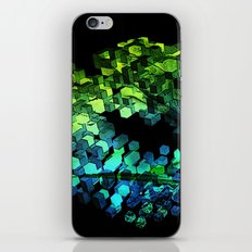 Cellular Automata iPhone & iPod Skin