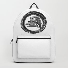 The Plague Is Coming Backpack