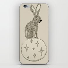 Rabbit iPhone & iPod Skin