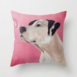 Not a bully Throw Pillow