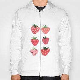 Strawberry Pattern Hoody