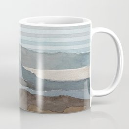Salton Sea Landscape Coffee Mug