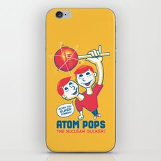 Space Age Suckers iPhone & iPod Skin