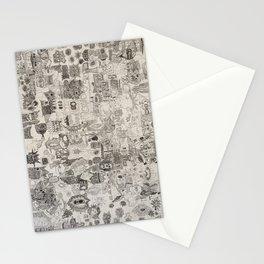 PsyDoodle Stationery Cards