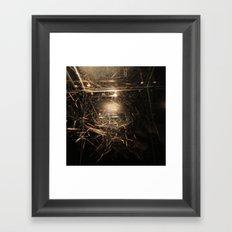 Sprinkle, Sprinkle little Star... Framed Art Print