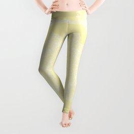 Mandala Yellow Lace Pattern Classic Elegant Bohemian Décor Leggings