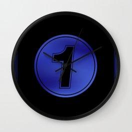 JPS Racing Design Wall Clock
