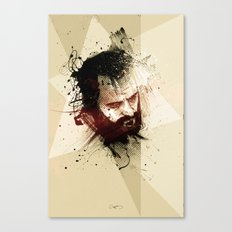 selfportrait#3 Canvas Print