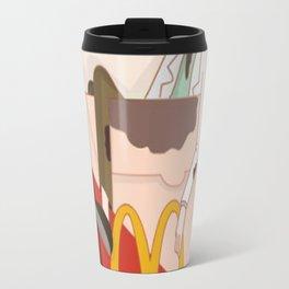 High On Szechuan T-Shirt Travel Mug