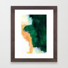 Palette No. Twenty Six Framed Art Print