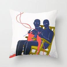Adonais Throw Pillow