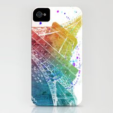 Paris je t´aime.. Slim Case iPhone (4, 4s)