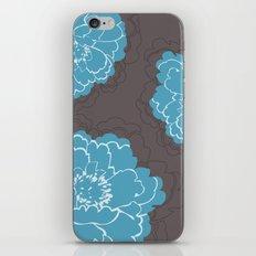 Autumn Peony iPhone & iPod Skin