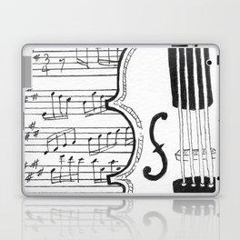Violin Song Laptop & iPad Skin