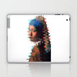 The Girl who...2 Laptop & iPad Skin