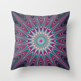 Jump Into My Safety Net Throw Pillow