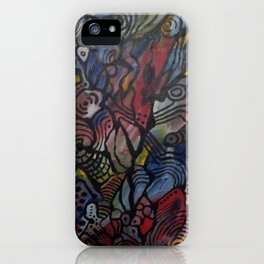 Time Frame iPhone Case