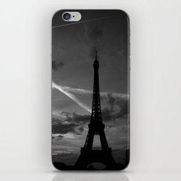 Parisian Sunset iPhone Skin
