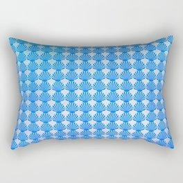 Shells Pattern Rectangular Pillow