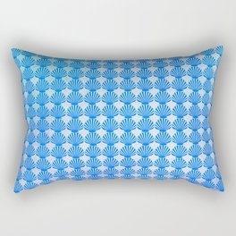Shells Pattern Rectangular Pillow