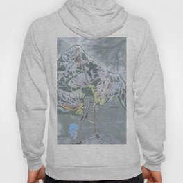 Sugar Bowl Resort Trail Map Hoody