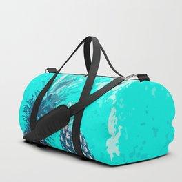 Pineapple Float Duffle Bag