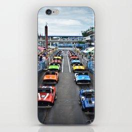 Tomorrowland Speedway iPhone Skin