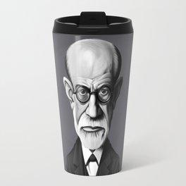 Sigmund Freud Travel Mug