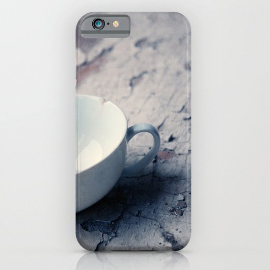 white cup iPhone & iPod Case