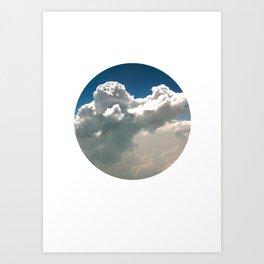 L4 Window Art Print