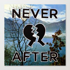 Never After Canvas Print