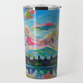 Okanagan Summer Travel Mug