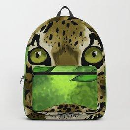Clouded Leopard Backpack