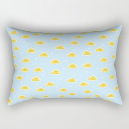 baby cloud pattern Rectangular Pillow