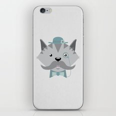 Mr. Pipsey iPhone & iPod Skin